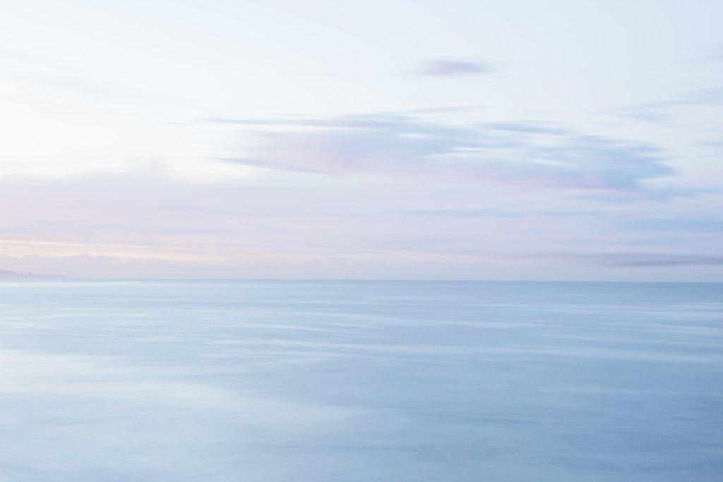 San Elijo State Beach dawn