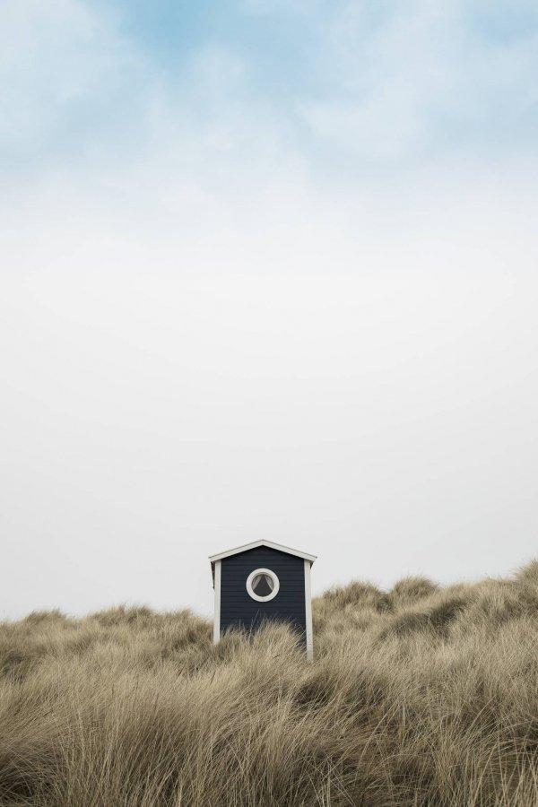 Skanor Sweden beach house