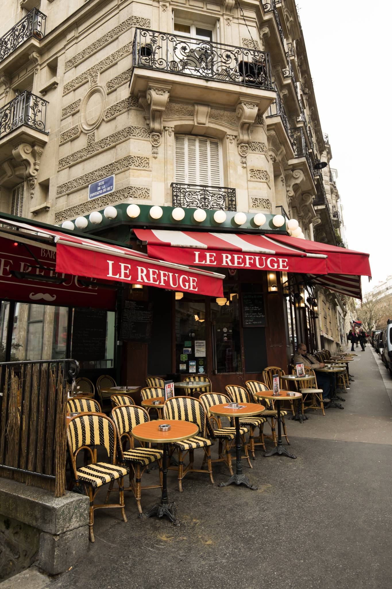 La Refuge Paris