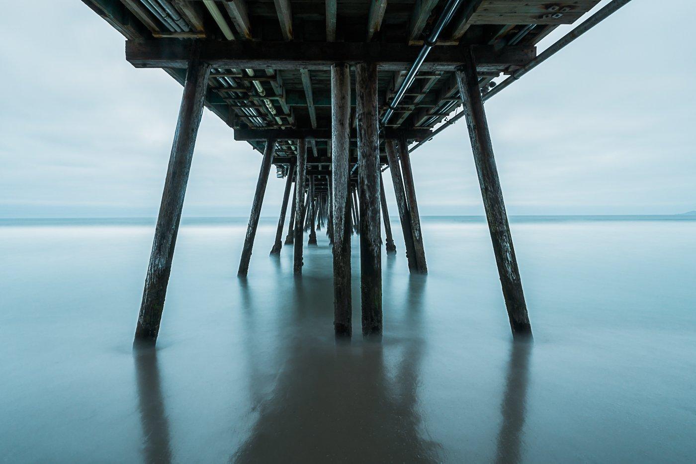 Imperial Beach Pier- San Diego