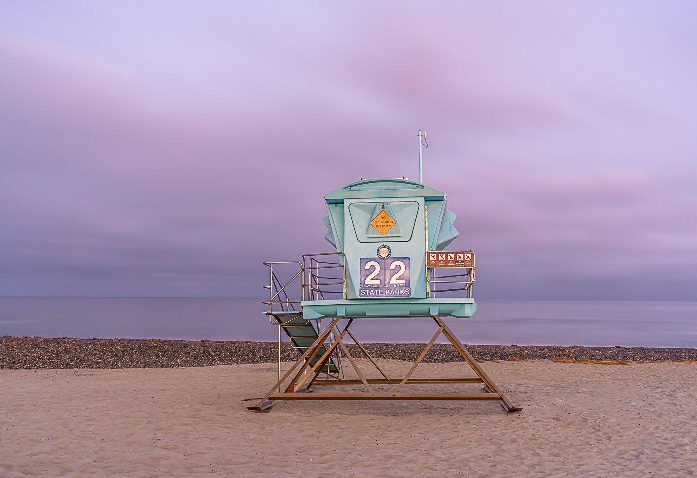 South Carlsbad State Beach - San Diego