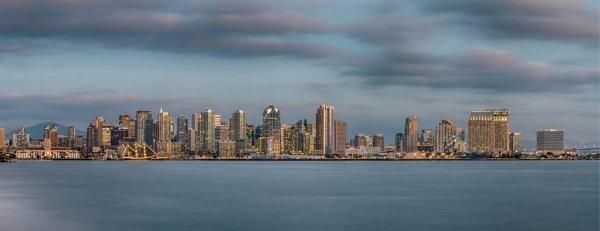 San Diego Harbor Island