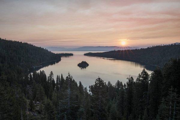 Emerald Lake Lake Tahoe