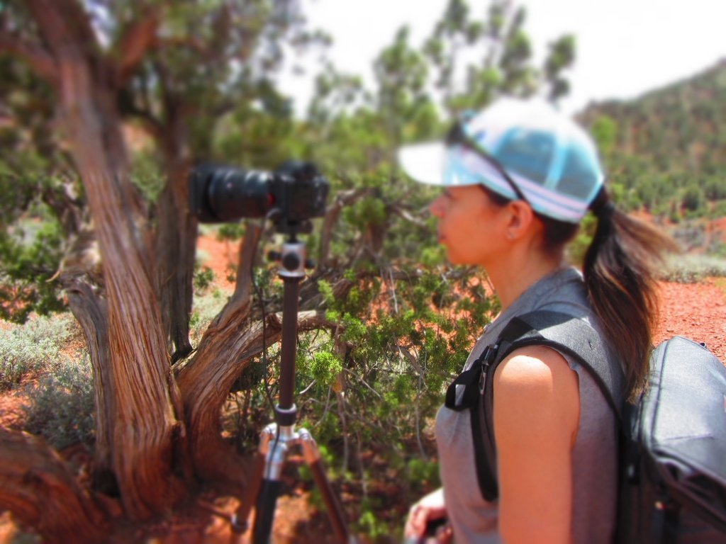 Sandra Kourah Travel Photography Sedona Arizona
